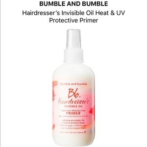 Bb hair dressers Heat protector